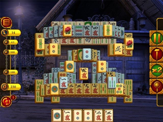 Game screenshot 3 Mahjong Detective: The Stolen Love