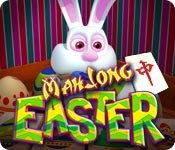 Feature screenshot game Mahjong Easter