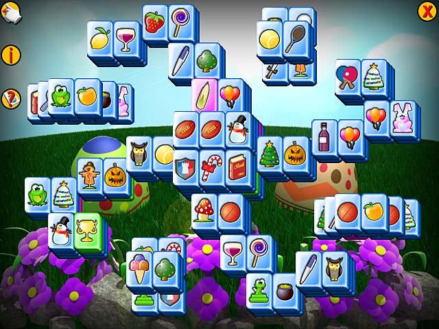Game screenshot 3 Mahjong Easter