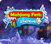 Feature screenshot game Mahjong Fest: Winterland