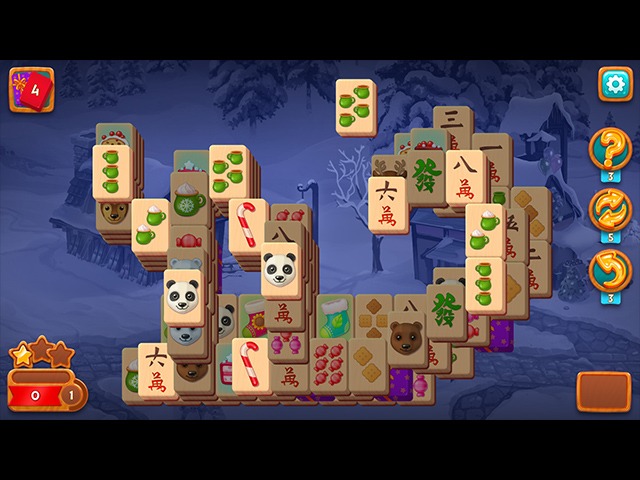 Game screenshot 3 Mahjong Fest: Winterland