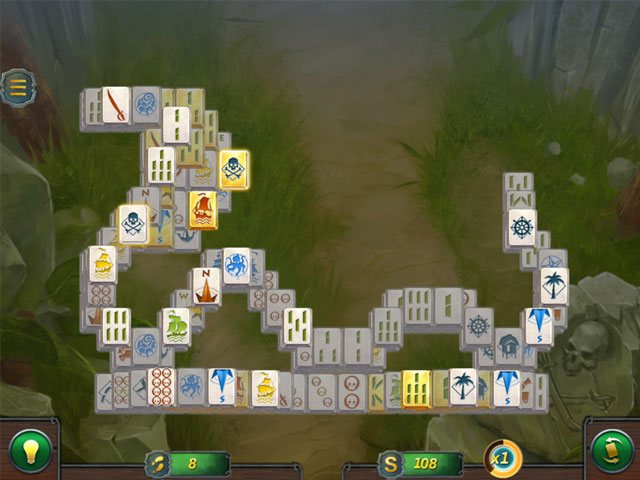 Game screenshot 3 Mahjong Gold 2: Pirates Island