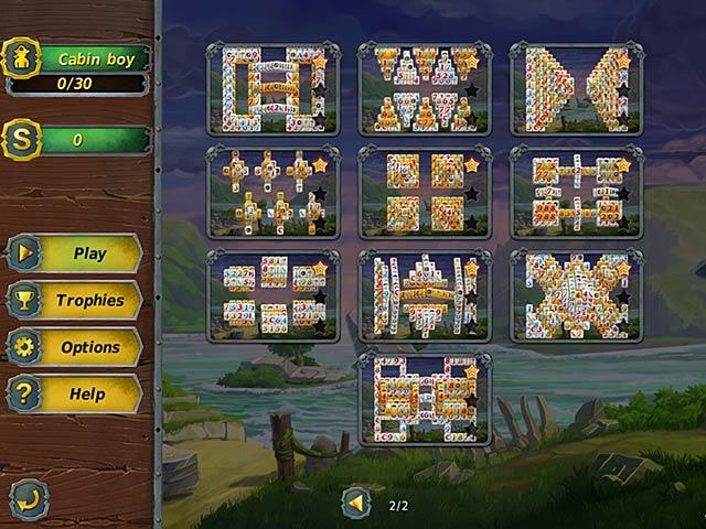 Game screenshot 1 Mahjong Gold