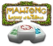 Mahjong Legacy of the Toltecs screen