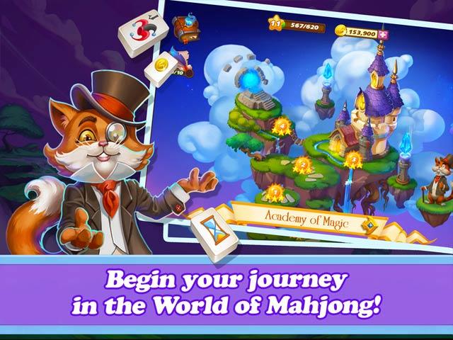 Mahjong Magic Islands img