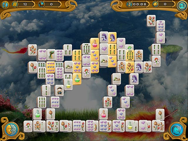 Game screenshot 1 Mahjong Magic Journey