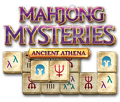 Mahjong Mysteries: Ancient Athena Screen