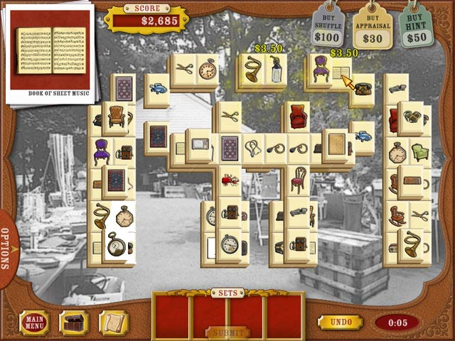 Game screenshot 1 Mahjong Roadshow