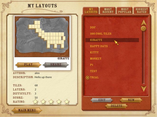Game screenshot 3 Mahjong Roadshow
