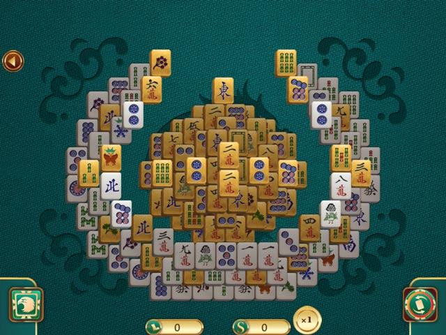Game screenshot 1 Mahjong World Contest 2