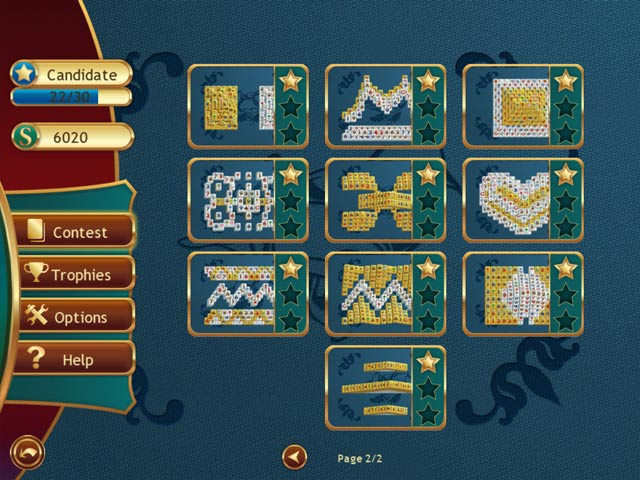 Game screenshot 2 Mahjong World Contest 2