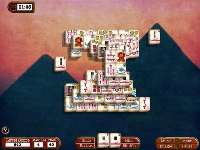 Game screenshot 3 MahJong Adventures