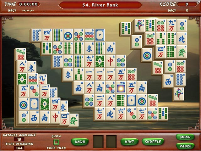 Mahjong Escape Ancient China Screenshot-3