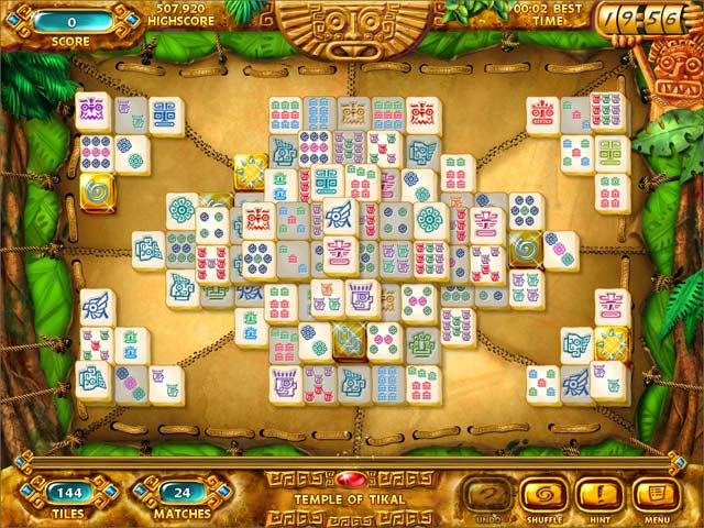 Video for Mahjongg: Ancient Mayas