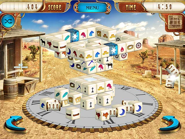 Mahjongg Dimensions Deluxe: Tiles in Time Screenshot-2