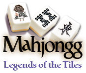 Feature screenshot game Mahjongg: Legends of the Tiles
