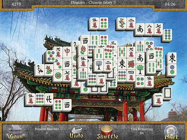 Game screenshot 3 Mahjongg: Legends of the Tiles