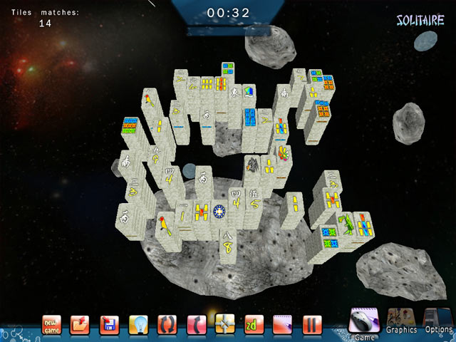 Mahjongg Platinum 5 – Mac Screenshot-1