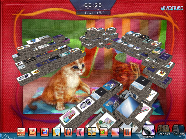 Mahjongg Platinum 5 – Mac Screenshot-2