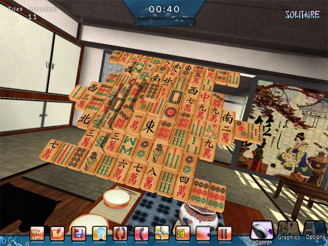 Mahjongg Platinum 5 – Mac Screenshot-3
