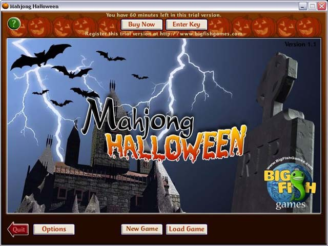 Video for Mahjong Halloween