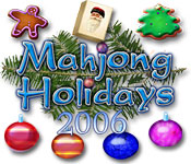 Feature screenshot game Mahjong Holidays 2006