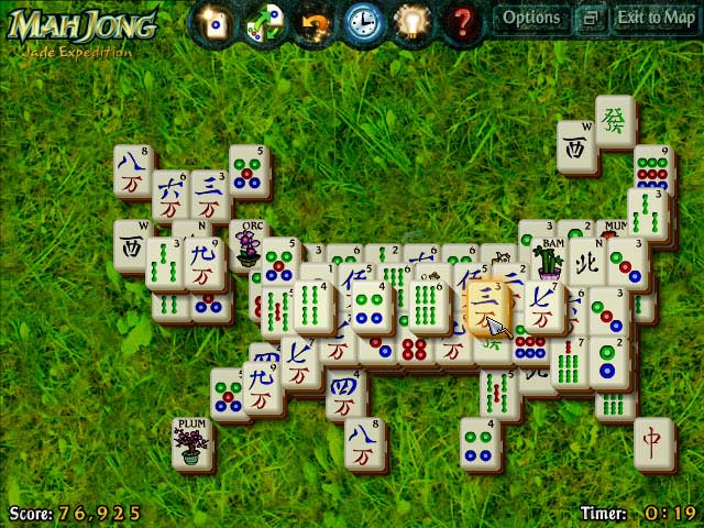 Game screenshot 1 MahJong Jade Expedition