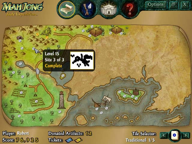 Game screenshot 3 MahJong Jade Expedition