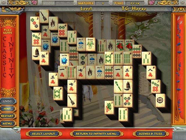 Game screenshot 1 Mahjong Tales: Ancient Wisdom