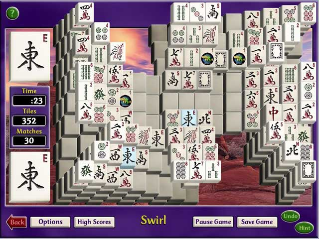 Spiele Screenshot 1 Mahjong Towers II