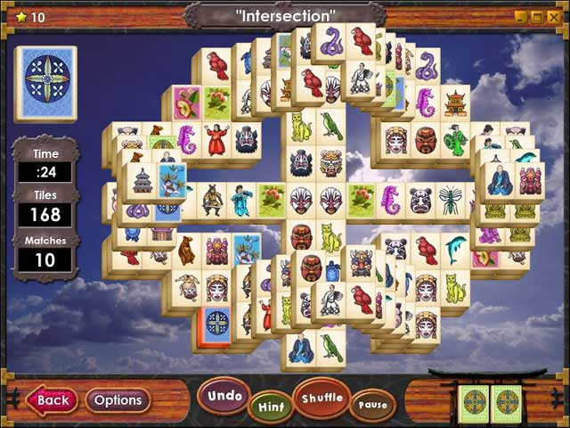 Game screenshot 1 Mahjong Towers Eternity