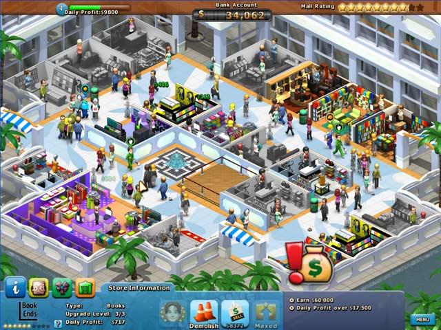 Game screenshot 2 Mall-a-Palooza