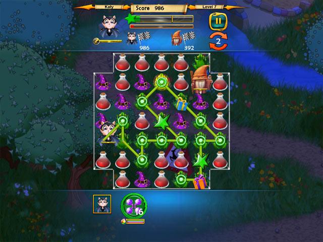 Game screenshot 1 Mana Crusher