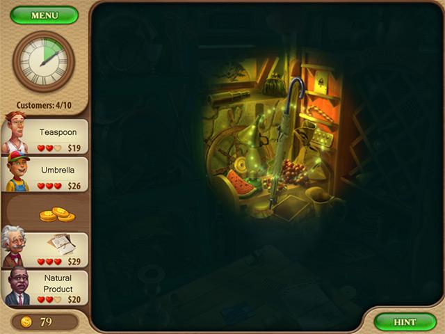 Game screenshot 2 Manor Memoirs