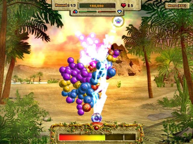 Game screenshot 2 Marblez