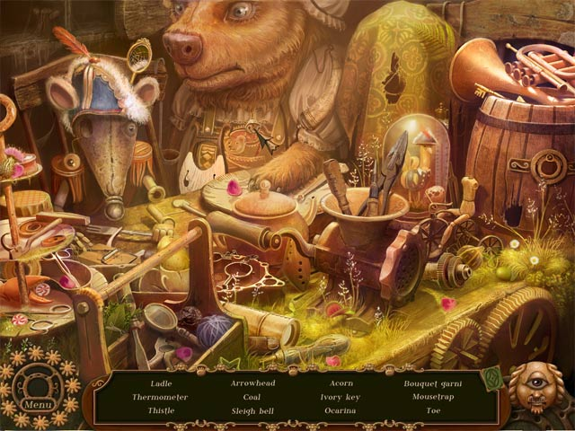 Game screenshot 3 Margrave: The Blacksmith's Daughter Collector's Edition