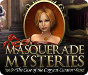 Masquerade Mysteries: The Case of the Copycat Curator - Mac