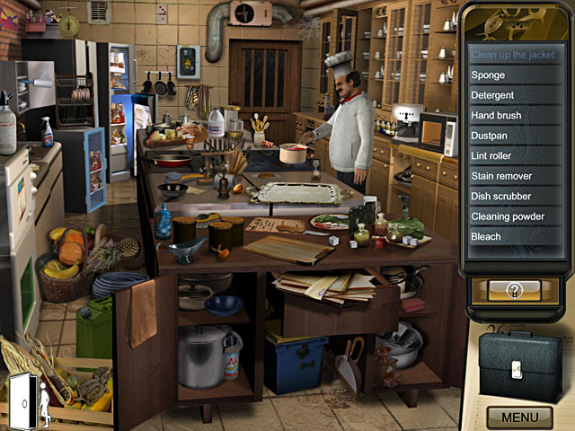 Game screenshot 1 Masquerade Mysteries: The Case of the Copycat Curator