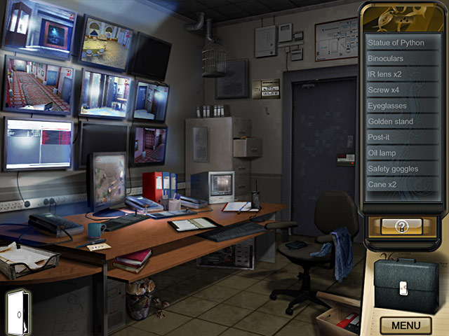 Game screenshot 2 Masquerade Mysteries: The Case of the Copycat Curator
