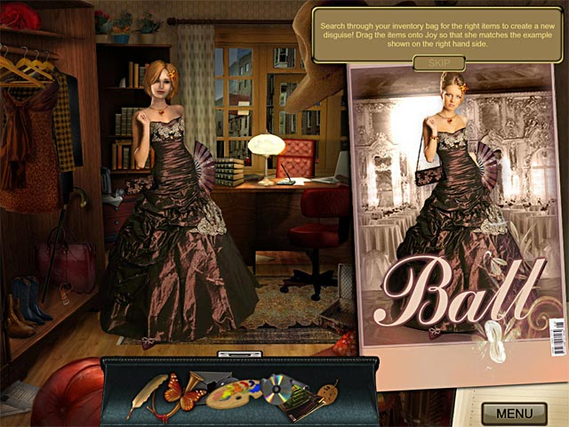 Game screenshot 3 Masquerade Mysteries: The Case of the Copycat Curator