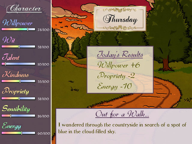 Game screenshot 2 Matches and Matrimony: A Pride and Prejudice Tale