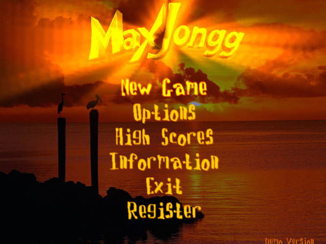 Game screenshot 1 MaxJongg