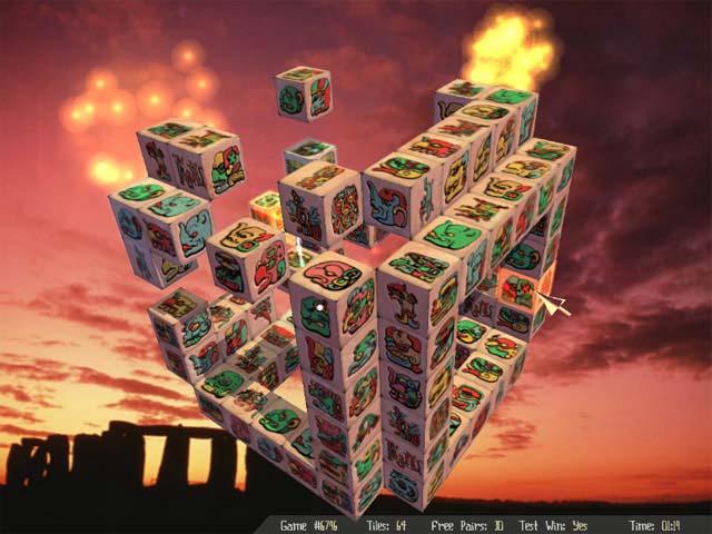 Spiele Screenshot 2 MaxJongg