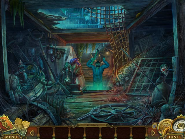 Game screenshot 1 Mayan Prophecies: Ship of Spirits Collector's Edition