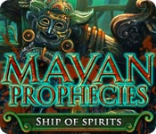 Feature screenshot game Mayan Prophecies: Ship of Spirits