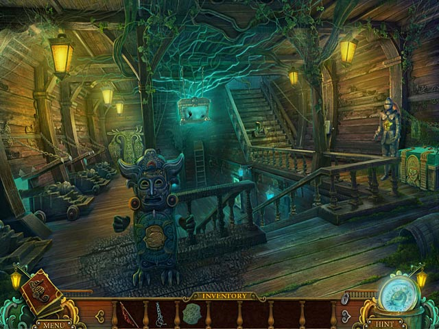 Game screenshot 1 Mayan Prophecies: Ship of Spirits