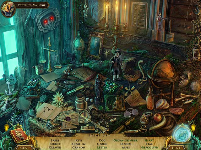 Game screenshot 2 Mayan Prophecies: Ship of Spirits