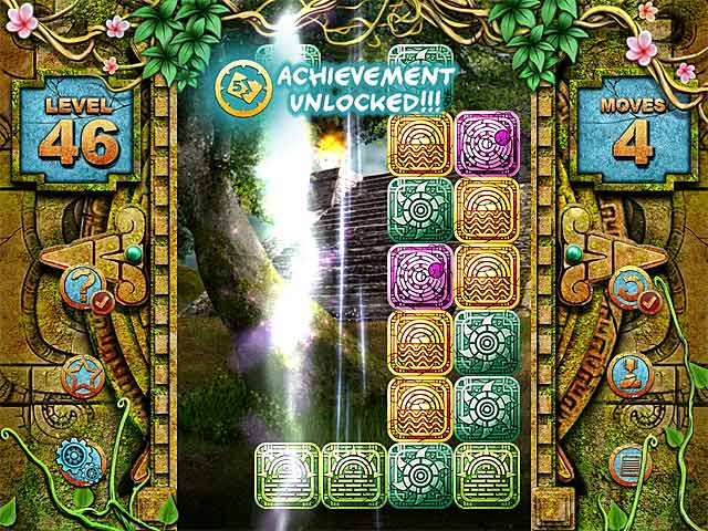 Game screenshot 3 Mayan Puzzle