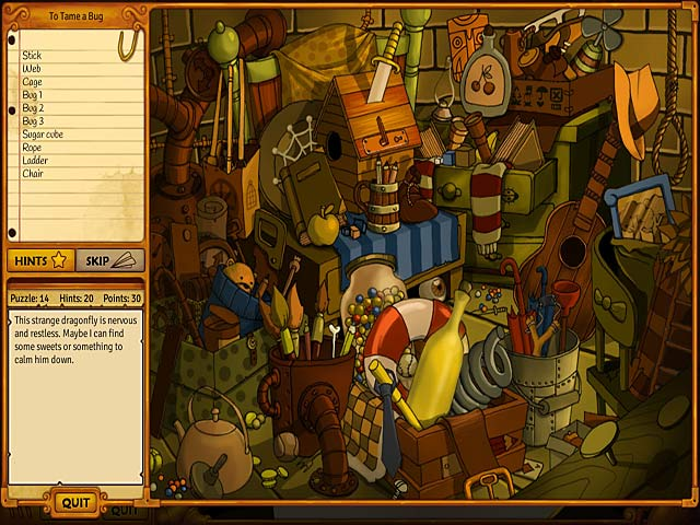 Game screenshot 2 May's Mysteries: The Secret of Dragonville