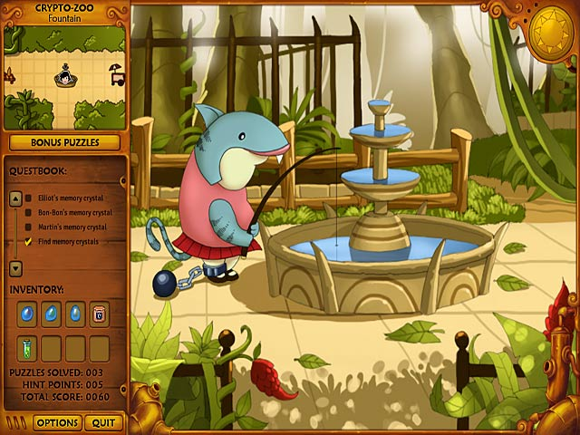 Game screenshot 3 May's Mysteries: The Secret of Dragonville